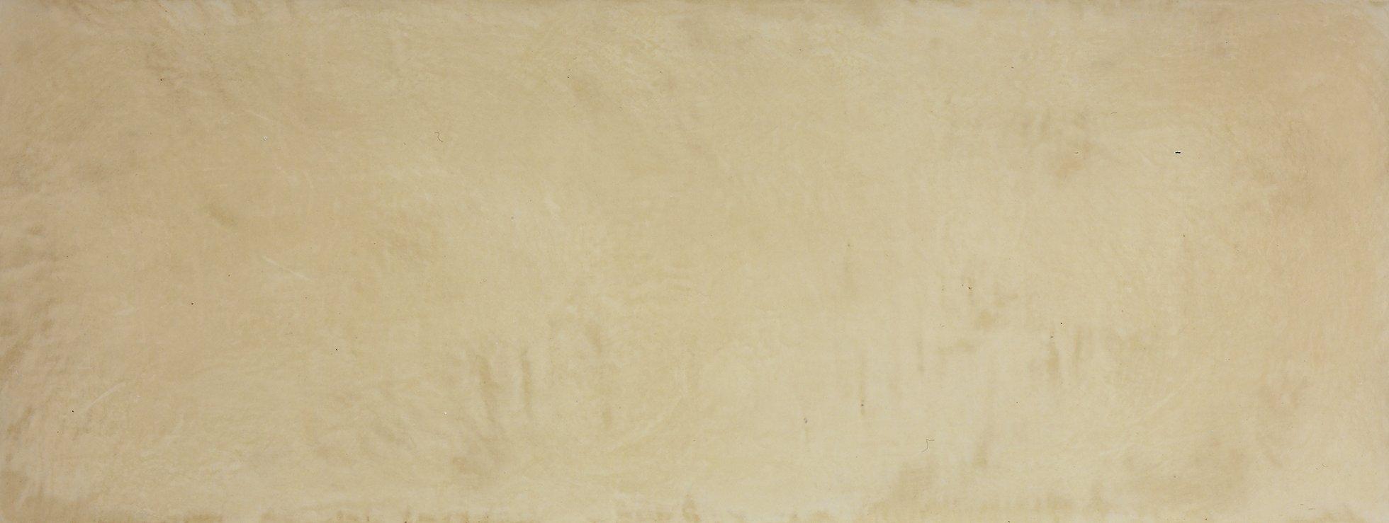 Plate groß gelblich