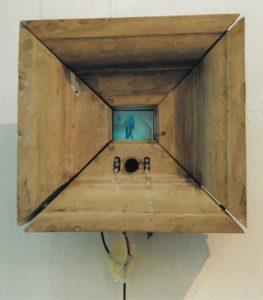 Rahmen mit Kamera/Monitor